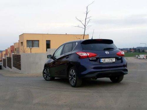 Nissan Pulsar 1.5 dCi - kladivo na německé hatchbacky? (TEST)