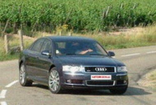 Naftový šejk - Audi A8 4.0 TDI (TEST)