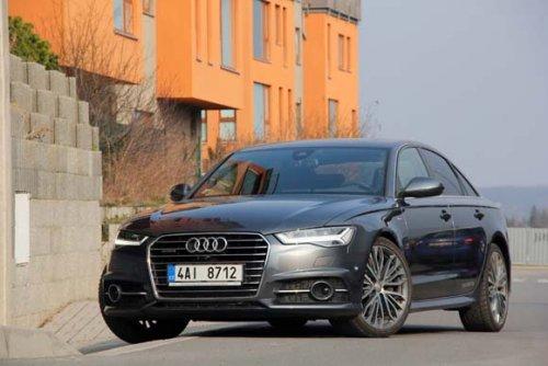 Audi A6 3.0 TDI quattro - na vrcholu třídy (TEST)