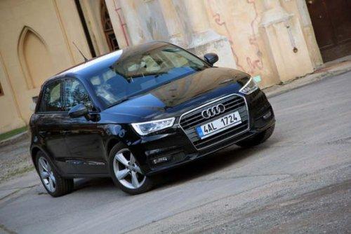 Audi A1 1.4 TDI - prémiové nakupování (TEST)