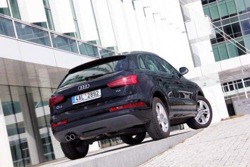 Audi Q3 2.0 TDI - městská šlechta (TEST)