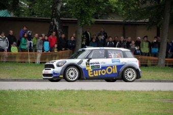 Rally Český Krumlov 2015
