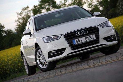 Audi A3 Sportback g-tron 1.4 TFSI - dvojnásobná zábava (TEST)