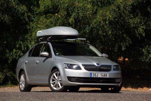 Škoda Octavia 1.2 TSI G-Tec - povedená alternativa k naftě (TEST)