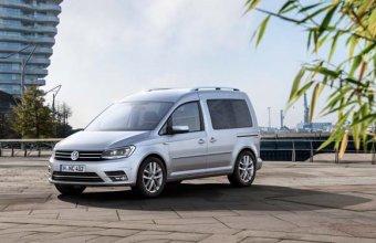 Zcela nová užitková paleta - Volkswagen Caddy a Transporter (NOVINKA)