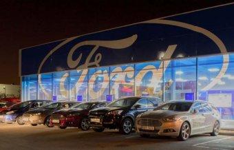 Nový autosalón FordStore - ještě blíž k zákazníkům (NOVINKA)