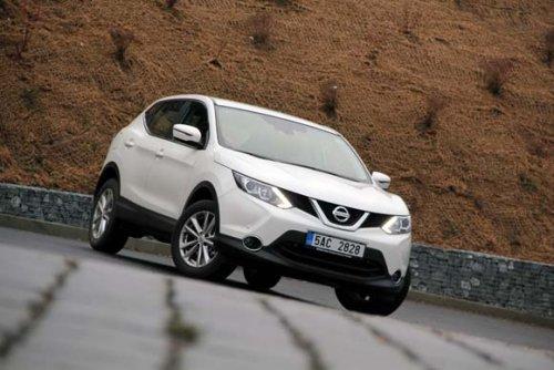 Nissan Qashqai 1.5 dCi - povedený standard (TEST)