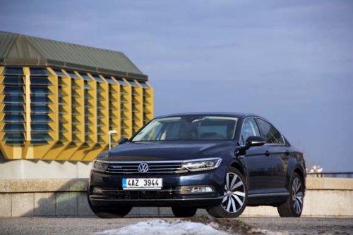 Volkswagen Passat 2.0 TDI DSG 4Motion - rovnováha dvou světů (TEST)