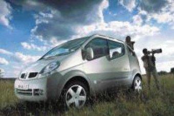 Spojení elegance a komfortu - Renault Trafic Deck\'up