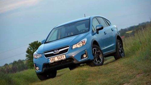 Subaru XV 2.0i XS - nejen cenový facelift (TEST)