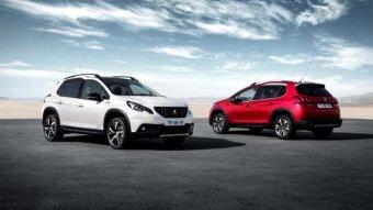 Peugeot 2008 se výrazně modernizuje (NOVINKA)
