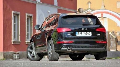 Audi Q5 2.0 TDI S-line - decentní proměna (TEST)