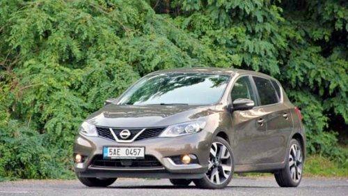 Nissan Pulsar 1.6 DIG-T - nabroušená pohoda (TEST)