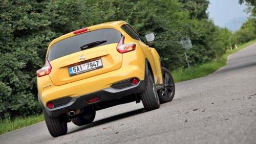 Nissan Juke 1.6 DIG-T - extravagantní sportovec (TEST)