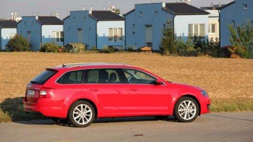 Škoda Octavia Combi 2.0 TDI - rodinný zájem (TEST)