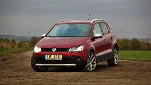 Volkswagen Polo Cross 1.2 TSI - být jiný (TEST)