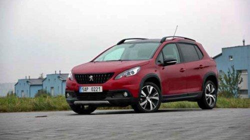 Peugeot 2008 1.6 BlueHDI - svižný všeuměl (TEST)