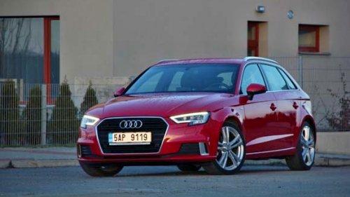 Audi A3 Sportback 1.6 TDI - inovovaný fešák z Ingolstadtu (TEST)