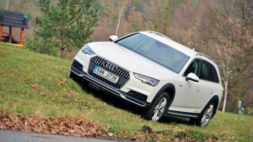 Audi A4 Allroad 3.0 TDI quattro - luxus do nepohody (TEST)