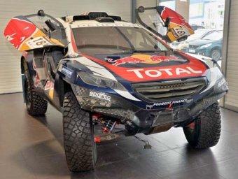 Úspěšný Peugeot Sport do nové sezóny 2017