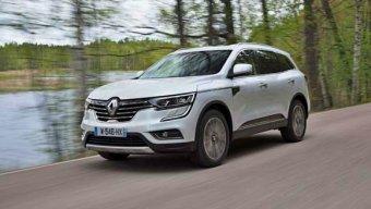 Nový Renault Koleos - špičkové SUV nejen do nepohody (NOVINKA)