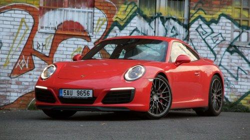 Porsche 911 Carrera S - precizní radost (TEST)