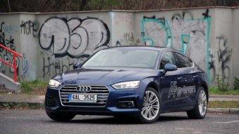 Audi A5 Sportback 2.0 TFSI g-tron - další alternativa k elektrifikaci (TEST)