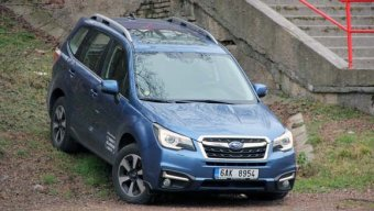 Subaru Forester 2.0i Lineartronic - legenda opět dospěla (TEST)