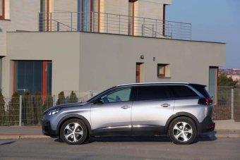 """Peugeot 5008 1.6 THP - generační proměna ve zdařilé """"es-úvéčko"""" (TEST)"""