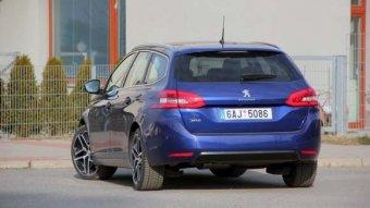 Peugeot 308 SW 2.0 BlueHDI - příjemný zážitek z jízdy (TEST)