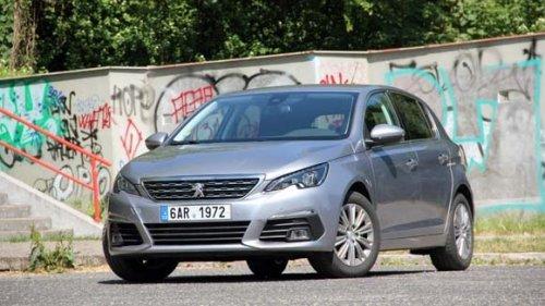 Peugeot 308 1.5 BlueHDI - nová éra (TEST)