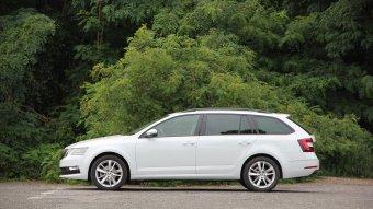 Škoda Octavia Combi 1.6 TDI – rodinné potěšení