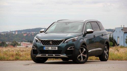 Peugeot 5008 GT 2.0 BlueHDI EAT8 – originální SUV s novým automatem