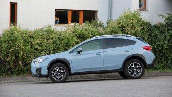 Subaru XV 1.6 i-S Lineartronic– kompaktní crossover v novém