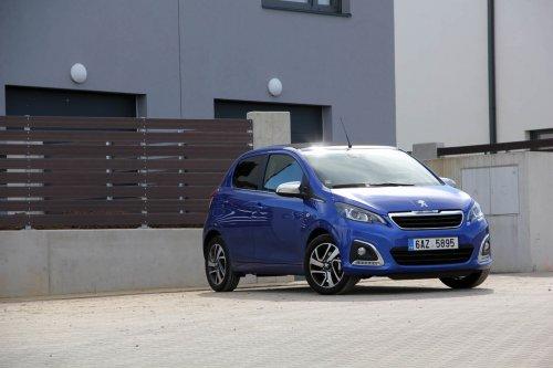 Peugeot 108 TOP! 1.0 VTi – příjemné překvapení z Kolína