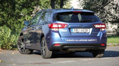 Subaru Impreza 1.6i-S Lineartronic – skvělý základ