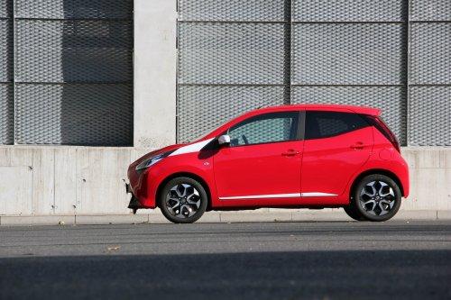 Toyota Aygo 1.0 VVT-i - na nákup v novém kabátě