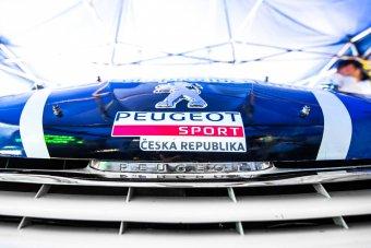 Peugeot Rally Cup CZ vstupuje do další sezóny