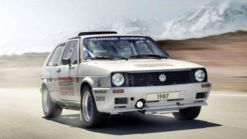 Volkswagen vystaví své legendy motorsportu v Rakousku